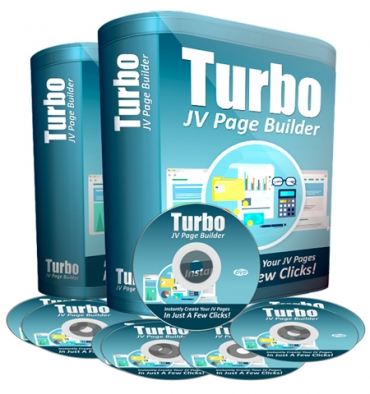 Turbo JV Page Builder