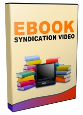 eBook Syndication Video Private Label Rights