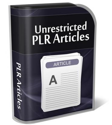 Supplements For Health PLR Article Bundle