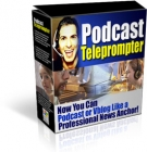 PodCast Teleprompter Private Label Rights
