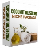 Coconut Oil Secret Niche Package Private Label Rights