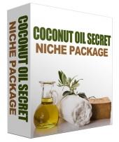 Coconut Oil Secret Niche Package Private Label Rights