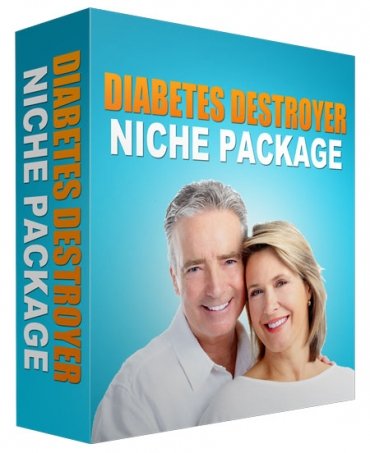 Diabetes Destroyer Niche Package