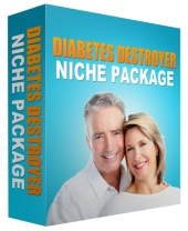 Diabetes Destroyer Niche Package Private Label Rights
