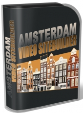 Amsterdam Video Site Builder Software Private Label Rights