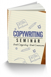 Copywriting Seminar eBook Private Label Rights