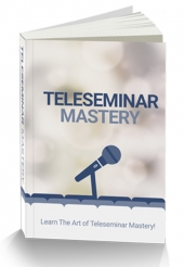 Teleseminar Mastery Private Label Rights