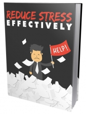 Reduce Stress Effectively Private Label Rights