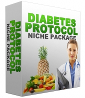 Diabetes Protocol Niche Site Package Private Label Rights