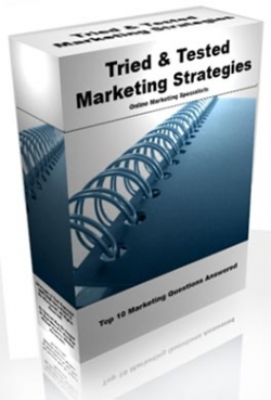 Tried & Tested Marketing Strategies