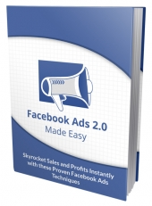 Facebook Ad 2.0 Made Easy Private Label Rights