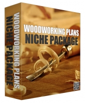 Woodworking Plans Complete Niche Package Private Label Rights