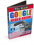 The Great Google Video Rush! Private Label Rights