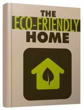 The Eco-Friendly Home Private Label Rights