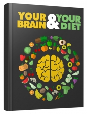 Your Brain and Your Diet Private Label Rights