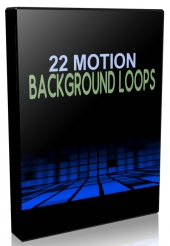 22 Motion Background Loops Private Label Rights