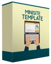 Minisite Template 2016 V44 Private Label Rights