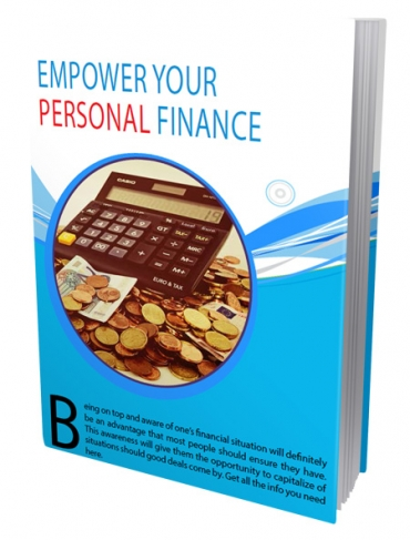 Empower Your Personal Finance New Edition