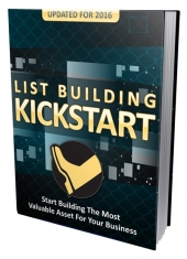 List Building Kickstart 2016 Private Label Rights