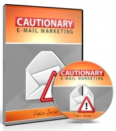 Cautionary Email Marketing Video Upgrade Private Label Rights