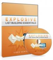 Explosive List Building Essentials Video Upgrade Private Label Rights