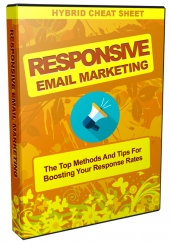 Responsive Email Marketing Video Upgrade Private Label Rights