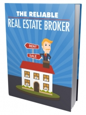 Reliable Real Estate Broker Private Label Rights