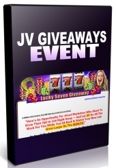 JV Giveaway Events Video Guide Private Label Rights