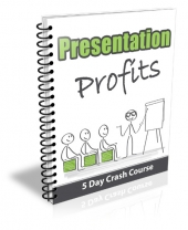 Presentation Profits Newsletter Private Label Rights