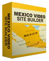 Mexico Travel Video Site Builder Private Label Rights