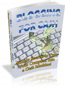 Blogging For Cash
