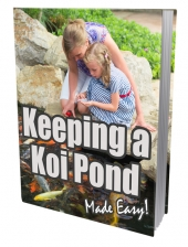 Keeping A Koi Pond Private Label Rights