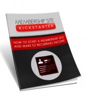 Membership Site Kickstarter Private Label Rights