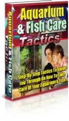 Aquarium & Fish Care Tactics Private Label Rights