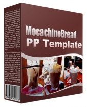 Mocachino Bread Multipurpose Powerpoint Template Private Label Rights