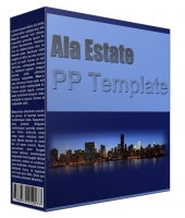 Ala Estate Multipurpose Powerpoint Template Private Label Rights