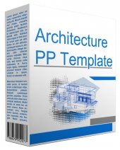 Architecture Multipurpose Powerpoint Template Private Label Rights