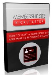 Membership Site Kickstarter Video Upgrade Private Label Rights