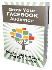 Grow Your FB Audience Private Label Rights