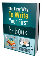 The Easy Way To Write Your First Ebook Private Label Rights
