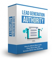 Lead Generation Authority Private Label Rights