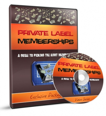 Private Label Memberships Guide Video Upgrade