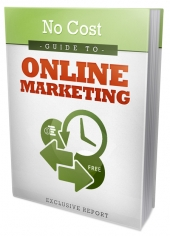 No Cost Online Marketing Private Label Rights
