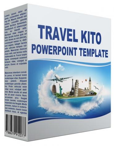 Travel Kito Multipurpose Powerpoint Template