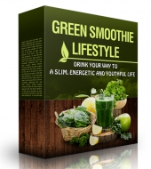 Green Smoothie Lifestyle Private Label Rights