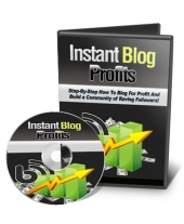 Instant Blog Profits Private Label Rights