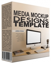 Media Mockup Designs Private Label Rights
