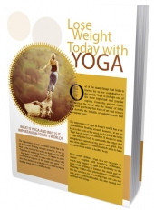 New Lose Weight Today With Yoga Private Label Rights