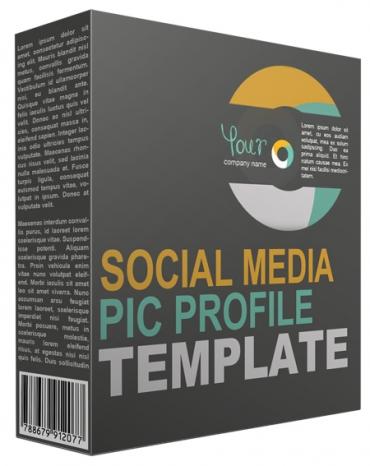New Social Media Picture Profile