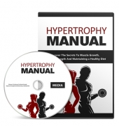 Hypertrophy Manual Gold Private Label Rights